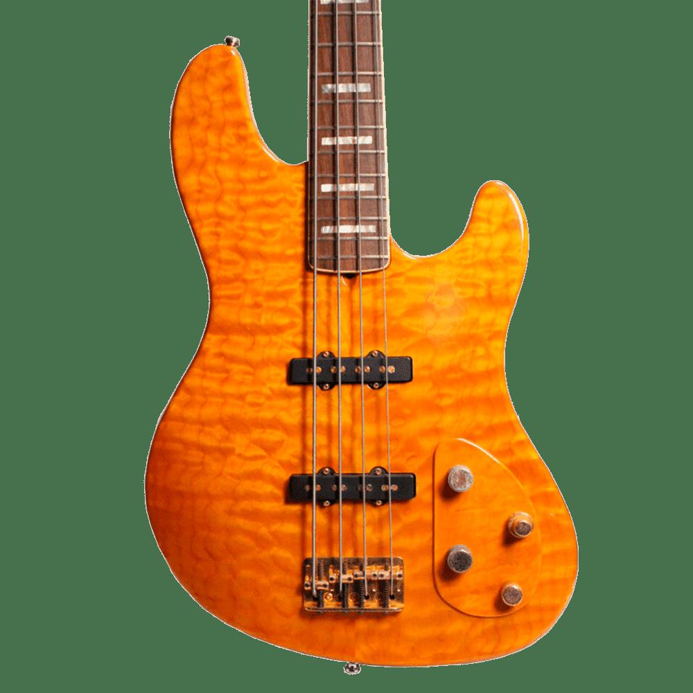 4-х струнные бас-гитары