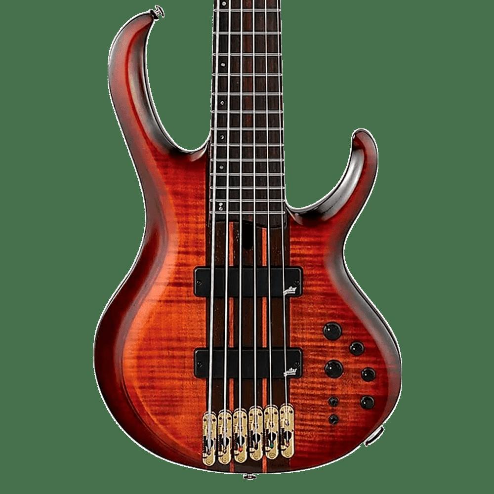 6-ти струнные бас-гитары